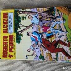 Tebeos: ROBERTO ALCAZAR Y PEDRIN Nº 214: HUELLAS DEL PASADO. Lote 173974473