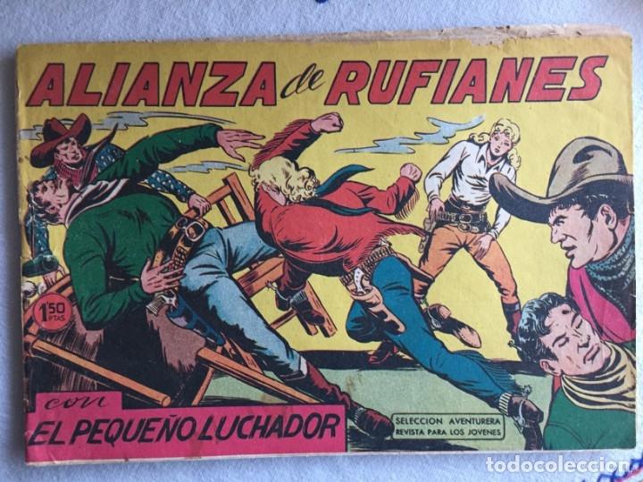 ALIANZA DE RUFIANES (Tebeos y Comics - Valenciana - Pequeño Luchador)
