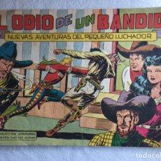 Tebeos: EL ODIO DE UN BANDIDO. Lote 174035310