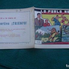 Tebeos: ROBERTO ALCAZAR ORIGINAL EL 59 LA PERLA NEGRA CJ ROBERTO. Lote 174048139