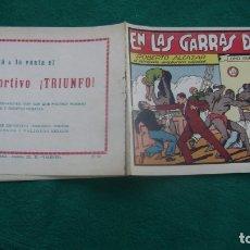 Tebeos: ROBERTO ALCAZAR ORIGINAL EL 50 EN LAS GARRAS DE JIM POE CJ ROBERTO. Lote 174048239