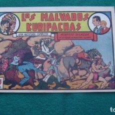Tebeos: ROBERTO ALCAZAR ORIGINAL EL 41 LOS MALVADOS KURIPACHAS PRIMERA EDICION CJ ROBERTO. Lote 174048320
