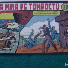 Tebeos: ROBERTO ALCAZAR ORIGINAL EL 38 LA MINA DE TOMBOCTU PRIMERA EDICION CJ ROBERTO. Lote 174048352