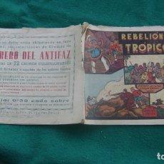 Tebeos: ROBERTO ALCAZAR ORIGINAL EL 25 REBELION EN EL TROPICO CJ ROBERTO. Lote 174048462