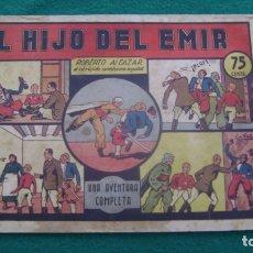 Tebeos: ROBERTO ALCAZAR ORIGINAL EL 23 EL HIJO DEL EMIR PRIMERA EDICION CJ ROBERTO. Lote 174048517