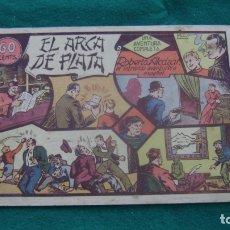 Tebeos: ROBERTO ALCAZAR ORIGINAL EL 14 EL ARCA DE PLATA 60 CTS PRIMERA EDICION CJ ROBERTO. Lote 174048642