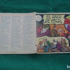 Tebeos: ROBERTO ALCAZAR ORIGINAL EL 14 EL ARCA DE PLATA CJ ROBERTO. Lote 174048653