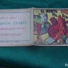 Tebeos: ROBERTO ALCAZAR ORIGINAL EL 13 EL MONTE DEL DIABLO CJ ROBERTO. Lote 174048657