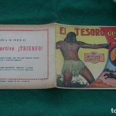 Tebeos: ROBERTO ALCAZAR ORIGINAL EL 4 EL TESORO DE LOS TOBAS CJ ROBERTO. Lote 174048792