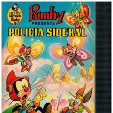 Tebeos: LIBROS ILUSTRADOS PUMBY 30. VALENCIANA,1971. MUY BUENO.. Lote 174106663