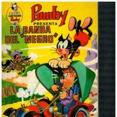 Tebeos: LIBROS ILUSTRADOS PUMBY 40. VALENCIANA,1971. MUY BUENO.. Lote 174107042