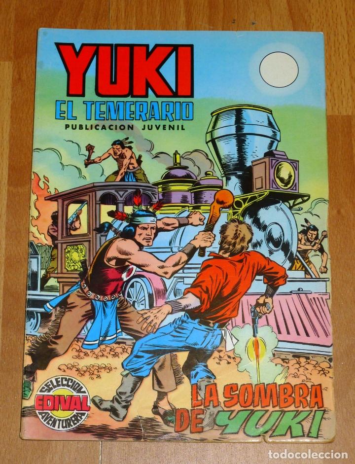 YUKI : EL TEMERARIO. NÚM. 3 : LA SOMBRA DE YUKI (SELECCIÓN AVENTURERA EDIVAL) (Tebeos y Comics - Valenciana - Selección Aventurera)