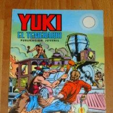 Tebeos: YUKI : EL TEMERARIO. NÚM. 3 : LA SOMBRA DE YUKI (SELECCIÓN AVENTURERA EDIVAL). Lote 174219744