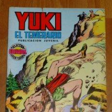 Tebeos: YUKI : EL TEMERARIO. NÚM. 6 : LA GRAN PALABRA (SELECCIÓN AVENTURERA EDIVAL). Lote 174219970