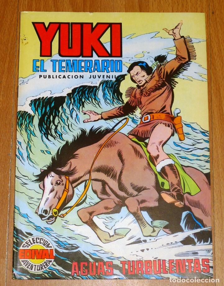 YUKI : EL TEMERARIO. NÚM. 18 : AGUAS TURBULENTAS (SELECCIÓN AVENTURERA EDIVAL) (Tebeos y Comics - Valenciana - Selección Aventurera)