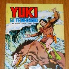 Tebeos: YUKI : EL TEMERARIO. NÚM. 18 : AGUAS TURBULENTAS (SELECCIÓN AVENTURERA EDIVAL). Lote 174220788