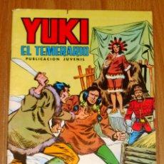 Tebeos: YUKI : EL TEMERARIO. NÚM. 22 : LA VOZ DE LA VICTORIA (SELECCIÓN AVENTURERA EDIVAL). Lote 174221268