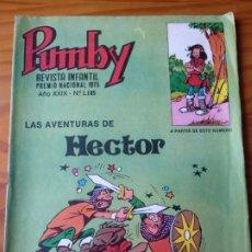 Tebeos: PUMBY Nº 1185 - VALENCIANA- . Lote 174240659