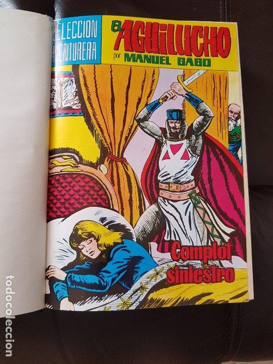 EL AGUILUCHO COMIC - MANUEL GAGO (Tebeos y Comics - Valenciana - Selección Aventurera)