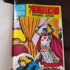 Tebeos: EL AGUILUCHO COMIC - MANUEL GAGO. Lote 174377295