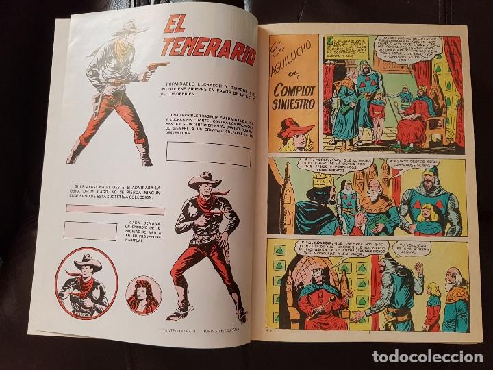 Tebeos: EL AGUILUCHO COMIC - MANUEL GAGO - Foto 2 - 174377295