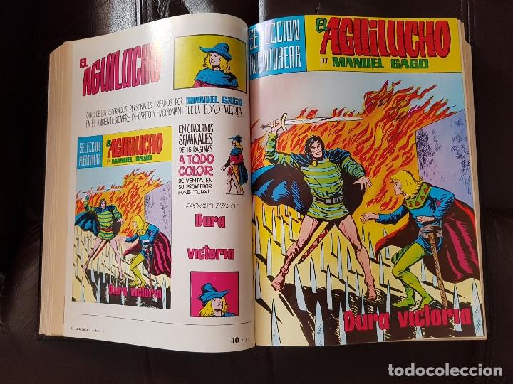 Tebeos: EL AGUILUCHO COMIC - MANUEL GAGO - Foto 3 - 174377295