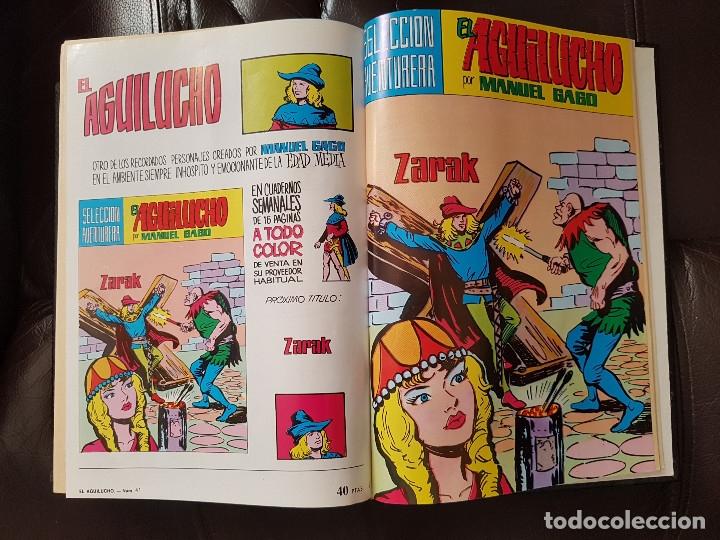 Tebeos: EL AGUILUCHO COMIC - MANUEL GAGO - Foto 7 - 174377295