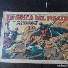 Tebeos: EL GUERRERO DEL ANTIFAZ Nº 75 EDITORIAL VALENCIANA ORIGINAL . Lote 174521384