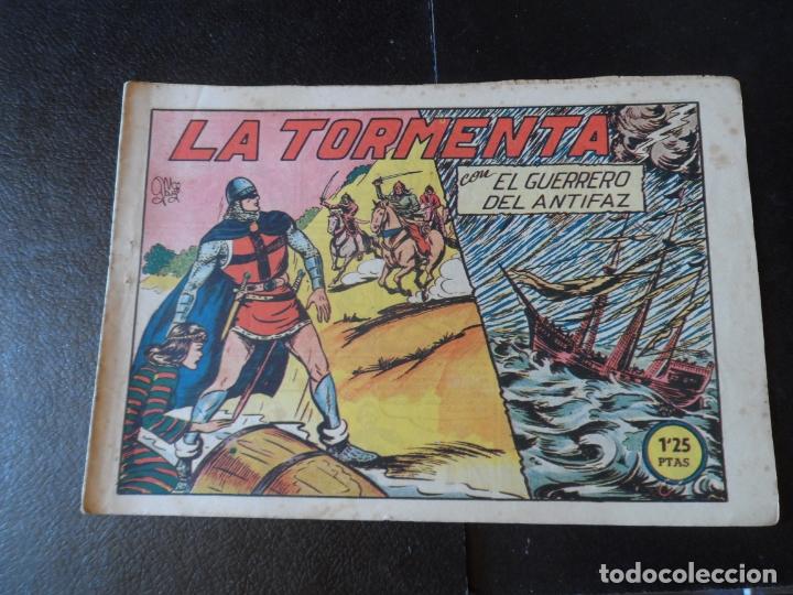 EL GUERRERO DEL ANTIFAZ Nº 148 EDITORIAL VALENCIANA ORIGINAL (Tebeos y Comics - Valenciana - Guerrero del Antifaz)