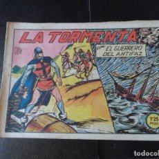 Tebeos: EL GUERRERO DEL ANTIFAZ Nº 148 EDITORIAL VALENCIANA ORIGINAL . Lote 174524172