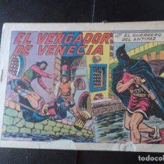 Tebeos: EL GUERRERO DEL ANTIFAZ Nº 302 EDITORIAL VALENCIANA ORIGINAL . Lote 174525419