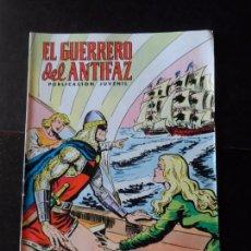 Tebeos: EL GUERRERO DEL ANTIFAZ Nº 200 EDITORIAL VALENCIANA COLOR. Lote 174525973