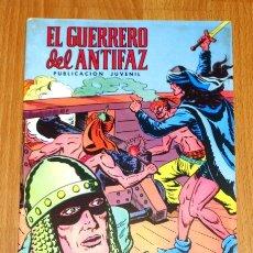 Tebeos: EL GUERRERO DEL ANTIFAZ. Nº 53 : PRISIONEROS DE LOS KAN. Lote 175015775