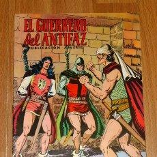 Tebeos: EL GUERRERO DEL ANTIFAZ. Nº 145 : PRISIONERO DE LOS KIR. Lote 175019345