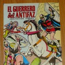 Tebeos: EL GUERRERO DEL ANTIFAZ. Nº 329 : HORDAS ASIÁTICAS. Lote 175026339