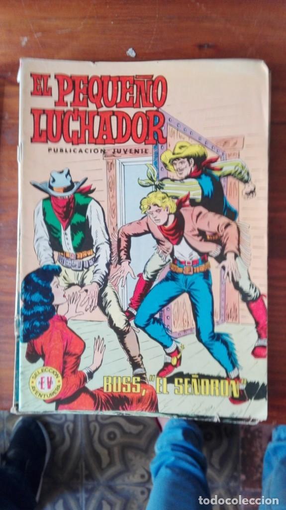 EL PEQUEÑO LUCHADOR. Nº 69 : BOSS, 'EL SEÑORÓN' (SELECCIÓN AVENTURERA ; 83) (Tebeos y Comics - Valenciana - Pequeño Luchador)