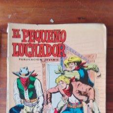 Tebeos: EL PEQUEÑO LUCHADOR. Nº 69 : BOSS, 'EL SEÑORÓN' (SELECCIÓN AVENTURERA ; 83). Lote 175500587