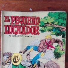 Tebeos: EL PEQUEÑO LUCHADOR Nº 6. FLECHAS Y PLOMO. EDITORIAL VALENCIANA. 1977. Lote 175500707