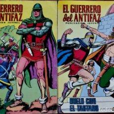 Tebeos: LOTE COMPLETO (343 EJEMPLARES) EDICIÓN DE 1972 A 1978. Lote 175546830