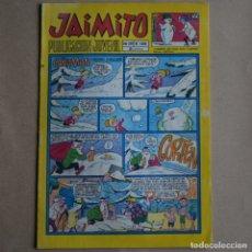 Tebeos: JAIMITO, AÑO XXV, Nº 1.099. VALENCIANA 1970 LITERACOMIC. C2. Lote 175653928