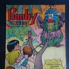 Tebeos: ANTIGUO TEBEO PUMBY PUBLICACIÓN INFANTIL, AÑO XIX Nº 798, VER FOTOS. Lote 175685045