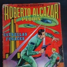 Tebeos: ANTIGUO TEBEO ,ALBUM GIGANTE ROBERTO ALCAZAR Y PEDRIN ,1976 EDITORIAL VALENCIANA, VER FOTOS. Lote 175686524