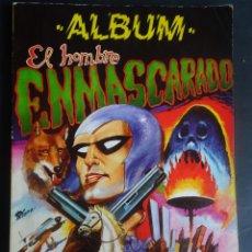 Tebeos: ANTIGUO CÓMIC ALBUM EL HOMBRE ENMASCARADO TOMO 1 , VER FOTOS. Lote 175776444