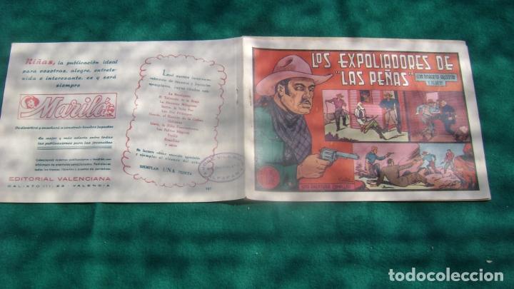 LOS EXPLORADORES DE LAS PEÑAS 197 ROBERTO ALCAZAR Y PEDRIN ORIGINAL CAJA ROBERTO (Tebeos y Comics - Valenciana - Roberto Alcázar y Pedrín)
