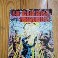 Tebeos: LA GUERRA DE LOS MUNDOS Nº 1 - LA GRAN AMENAZA. Lote 175907333