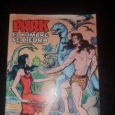 Tebeos: PURK,EL HOMBRE DE PIEDRA.N°1.. Lote 175910414