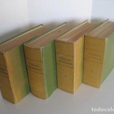 Tebeos: GUERRERO DEL ANTIFAZ. 4 TOMOS, NÚMEROS 1-362. EDITORIAL VALENCIANA. 1958. ENCUADERNADO. VER FOTOS.. Lote 175932008
