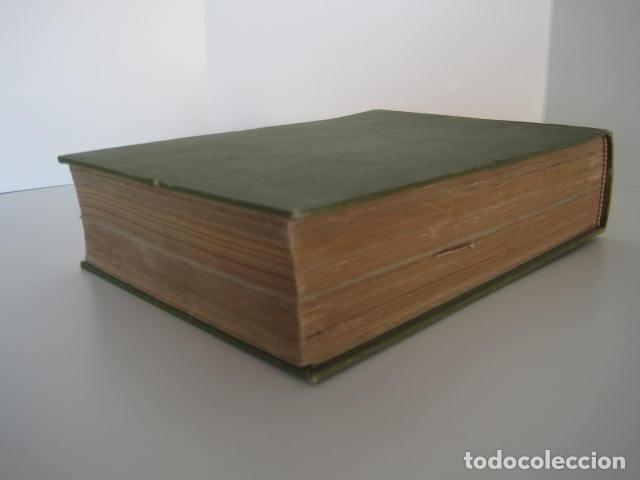 Tebeos: CÓMIC GUERRERO DEL ANTIFAZ. 4 TOMOS, NÚMEROS 1-362. EDITORIAL VALENCIANA. 1958. ENCUADERNADO. - Foto 13 - 175932008