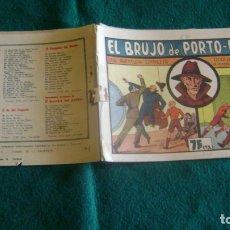 Tebeos: EL BRUJO DE PORTO FERRO 71 ROBERTO ALCAZAR Y PEDRIN ORIGINAL PRIMERA EDICION CAJA ROBERTO. Lote 175933555
