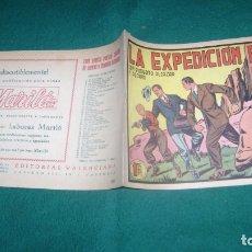 Tebeos: LA EXPEDICION PERDIDA 225 ROBERTO ALCAZAR Y PEDRIN ORIGINAL PRIMERA EDICION CAJA ROBERTO. Lote 175946470